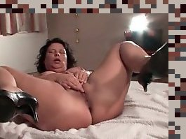 mature masturbation orgasm
